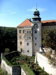 Zamek w Pieskowej Skale Zwiedzanie