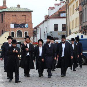 Żydzi na Kazimierzu